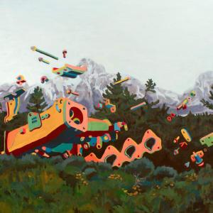 Diagram in the Mountains by Jeff Ballard