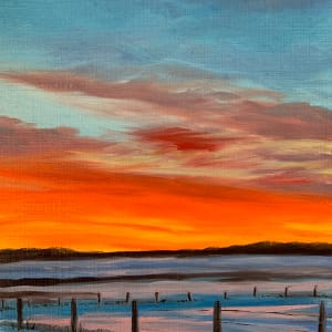 Winter Sunrise by Tammy Taylor
