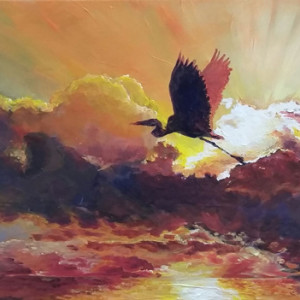 "10th Place – Overall - Merana Cadorette – ""Sunrise Flight"" - http://www.merana.com/"