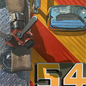 "3rd Place – Overall - Henry Bosak - ""Engine 54"" – www.henrybosak.com"