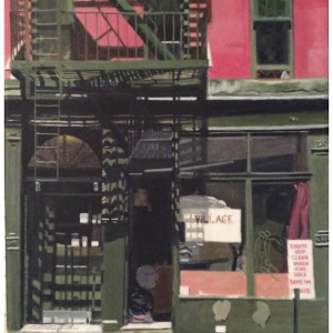 "5th  Place – Elliot Appel - ""Village Laundry"" –  www.elliotappel.com"