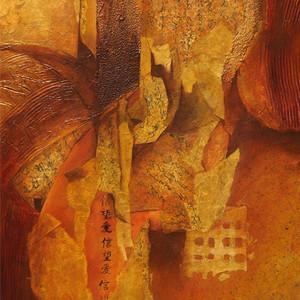 """""""Marks"""" - Marti White - www.artbymartiwhite.com"""