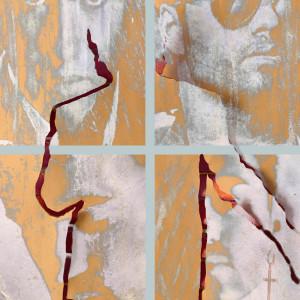 George 4OB Orange by Tina Psoinos