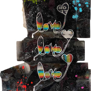 Love is Love by Tina Psoinos