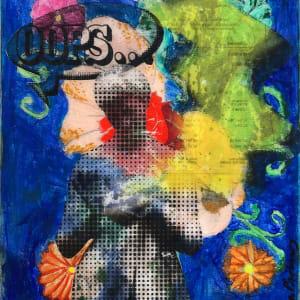 Pandora's Box Blue by Tina Psoinos