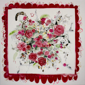 01 redthatbeliesinsouciance catsfugue3 48x48 handkerchief series   1 of 7 jdlt4e