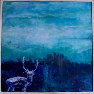 The Messenger by Alise Sheehan Art