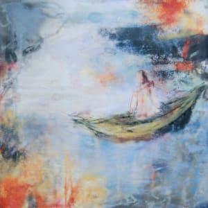 Traveler by Alise Sheehan Art