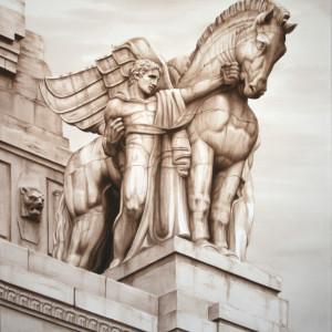 Pegasus from the grande stazioni zpm3il