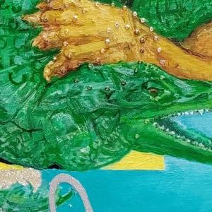 Sobek and the Cuacuara