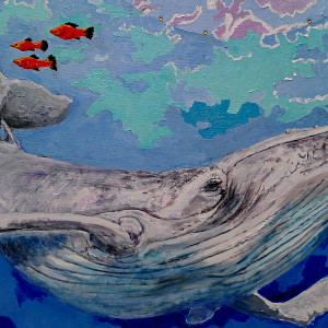 When Whales Exhale