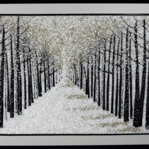 A winter stroll