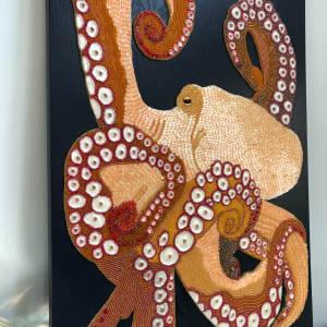 Spock - Octopus by Sabrina Frey