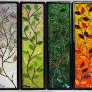Leaf Lives by Sabrina Frey