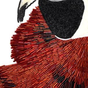 Rita - Macaw by Sabrina Frey
