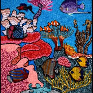Under the sea by Sabrina Frey