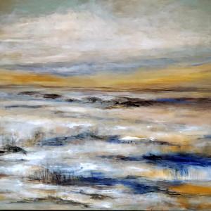 Salt Flats by Susan Bryant