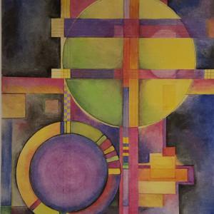 Chasing Kandinsky: Composition #5