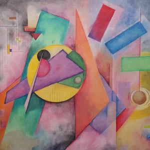 Chasing Kandinsky: Composition #1
