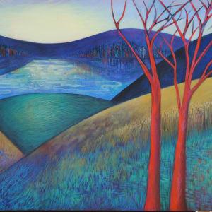 Peaceful (Unframed Prints) by Nancy Giffey