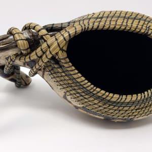 Gourd Basket by Roberta Condon