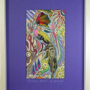 Feather Bird #5