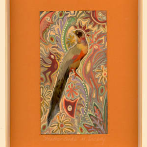 Feather Bird #6