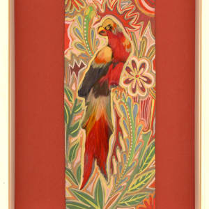 Feather Bird #8
