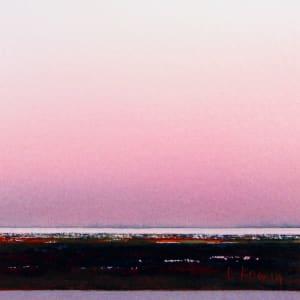 Fogbank (Framed original) by Linda Koenig
