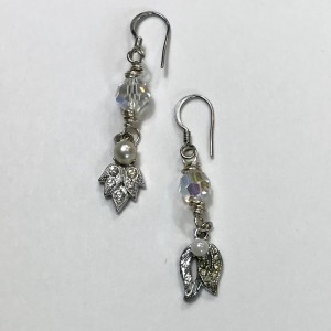 Sparkle Earrings by Luann Roberts Smith