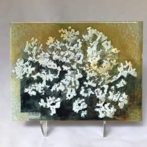 Queen Anne's Lace (5 tiles) by Roberta Condon