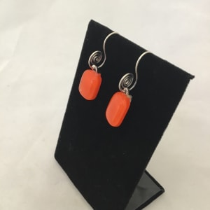 Dangle Earrings (click for more color options) by Patti Fowler