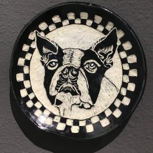 Animal Portrait Plates