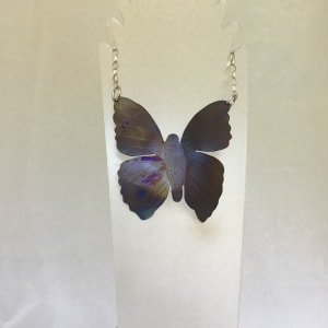 Butterfly Pendant 3 by Judi Werner