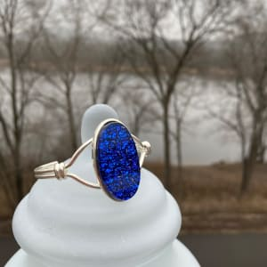 Cuff Bracelet by Patti Fowler
