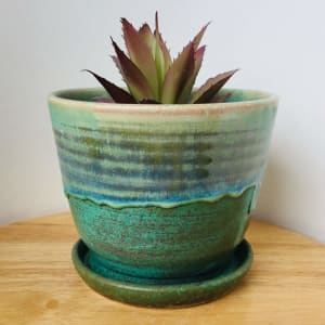 Large Table Planters (Available in multiple colors)