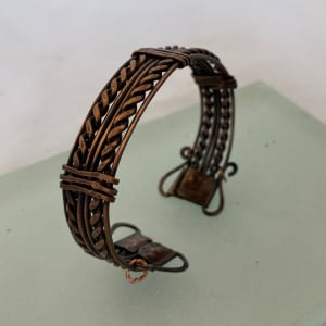 Copper Bracelets by Therese Miskulin