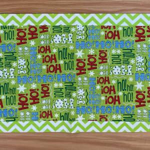 Ho Ho Ho Table Runner by Betty Gruber