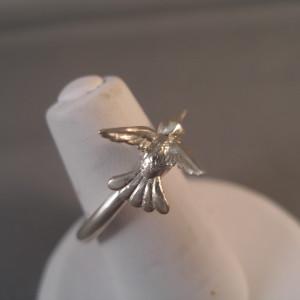 Bird Ring by Judi Werner