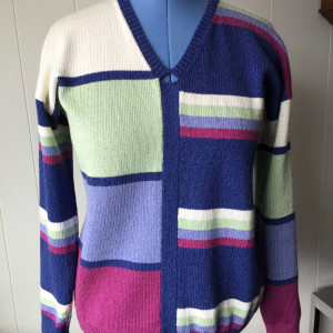 Variation on a Stripe #3 (Sweater)