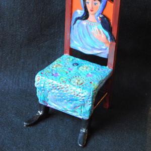 Chairperson: Gypsy Fortune Teller