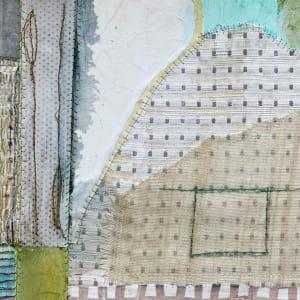 Going Deeper & Deeper (Framed original) by Suzanne Gernandt