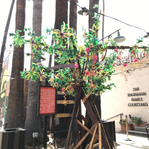Jungle Book Tree by  Rosana Aziernicki and Gina M.