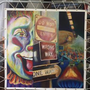 USA Freakshow Apocalypse by Gina M