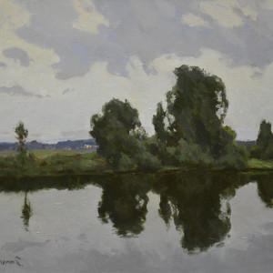 SILENCE by Sergey Nebesihin