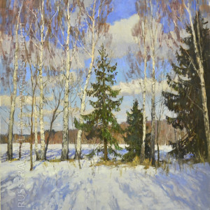 MARCH by Sergey Nebesihin