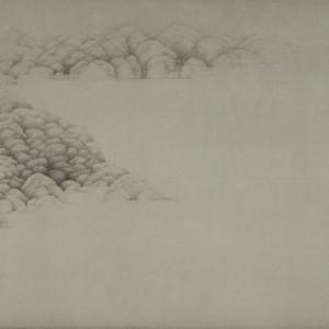 江岸送別 Parting at the Shore by 白雨 Bai Yu