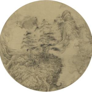 厚霧 貳 Thick Fog (II) by 白雨 Bai Yu