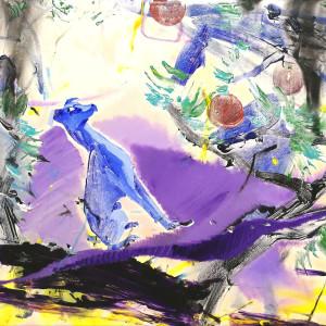 藍紫色風情 Hyacinth Blue Scenery