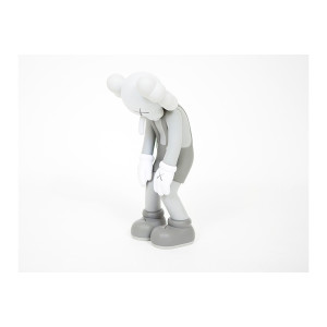 KAWS - Small Lie (Black, Grey, Brown) - SET of 3 小謊言 - 三件一組